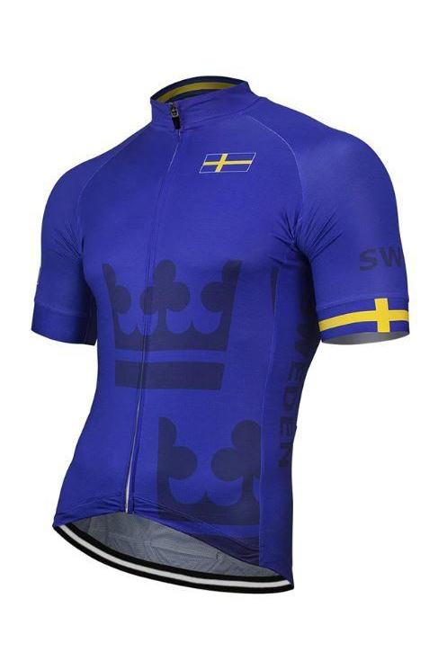 Team Sweden Cycling Jersey