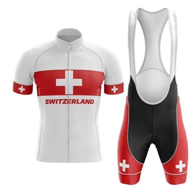 Switzerland Cycling Sets