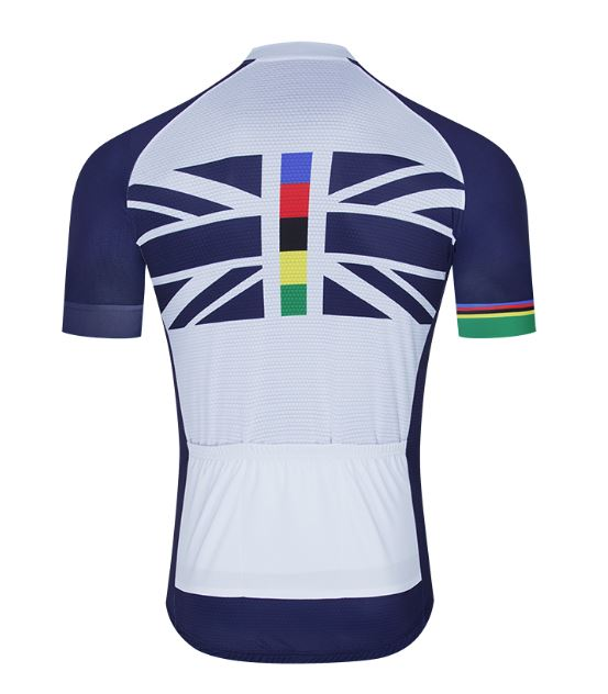 UK Technicolor Cycling Jersey