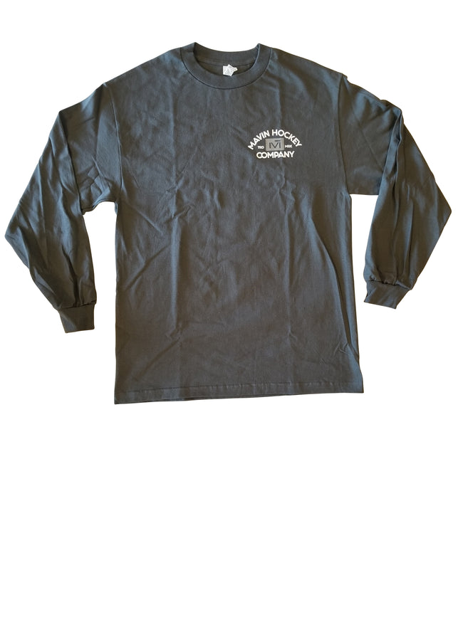 MĀVIN - Mavin Hockey Company Long sleeve {Grey}