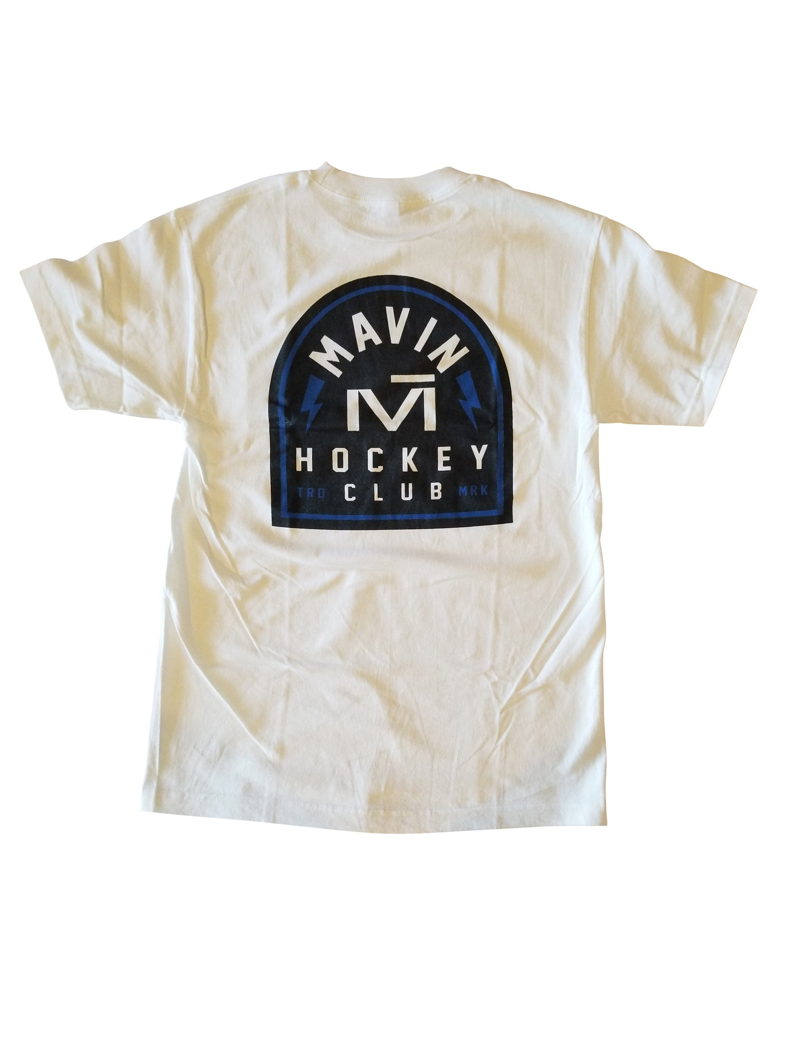 MĀVIN -Electric Tee {white}