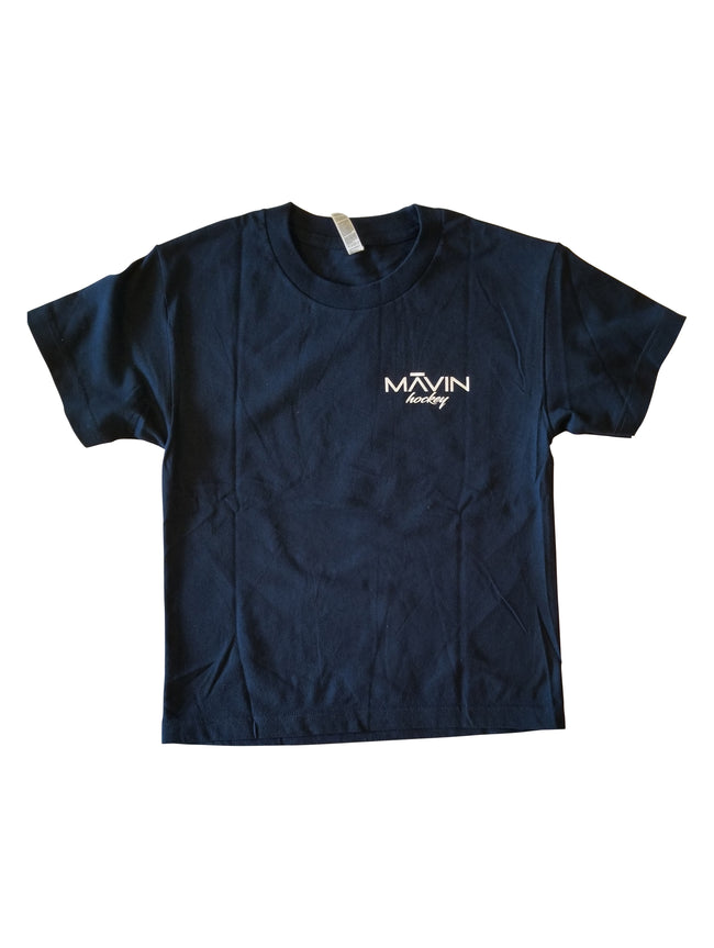 MĀVIN - Anchor Youth Tee {Black}