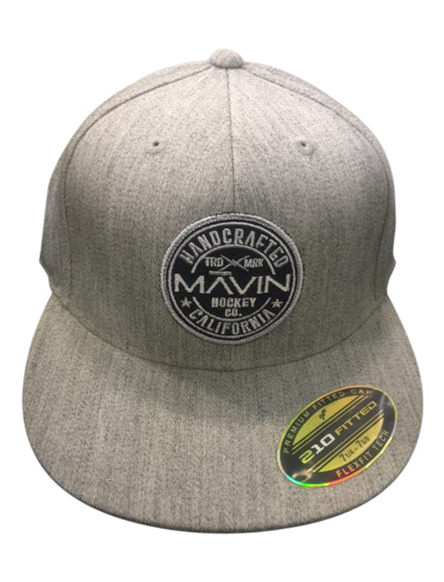 MĀVIN - OG Hat HEATHER {Fitted}