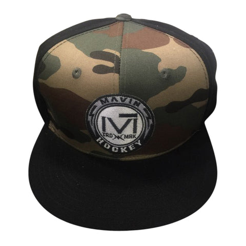 MĀVIN YOUTH- RED TRUCKER Hat {SNAPBACK}