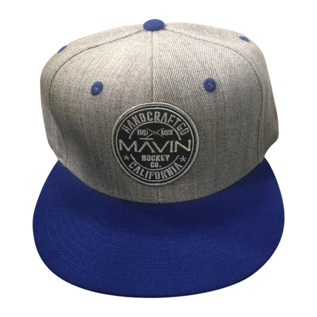 MĀVIN - HEATHER AND ROYAL {SNAPBACK}