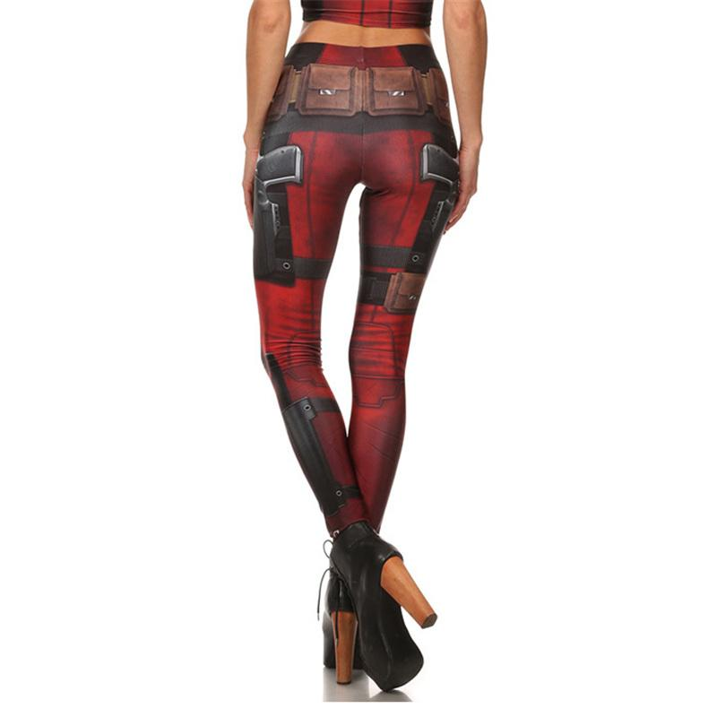 DeadPool Superhero Legging