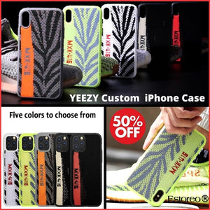 """YEEZY"" Custom iPhone Case"