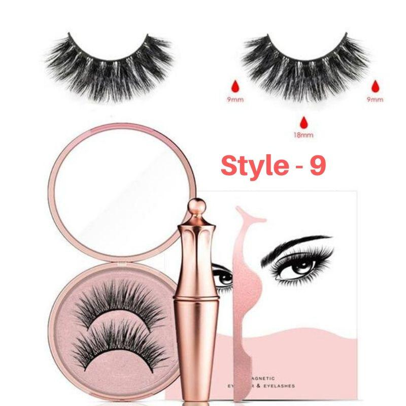 Magnetic Liner & Lashes Kit