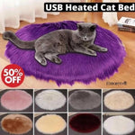 Waterproof USB Heated Cat Bed