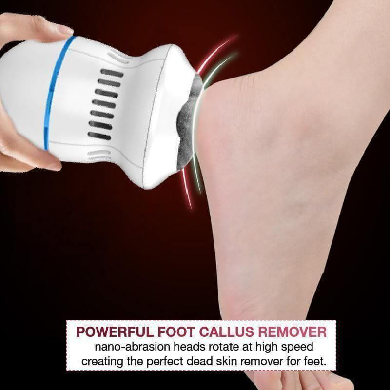 Portable Electric Callus remover