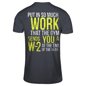 Apparel Gym  T- Shirt