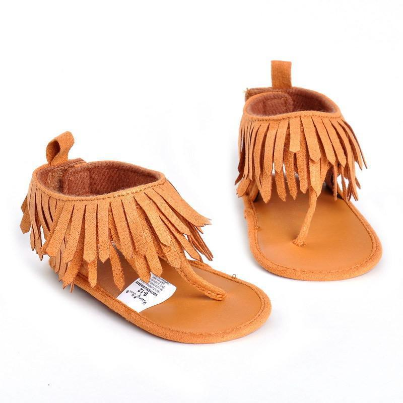 baby shoes Fringe Sandal