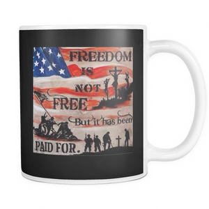 Drinkware Freedom Coffee Mug