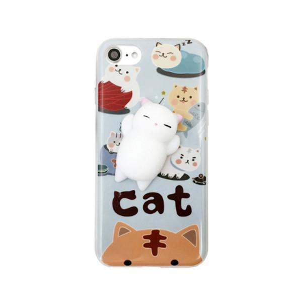 FREE! SQUISHY CAT AND SEAL IPHONE CASES (Offer)