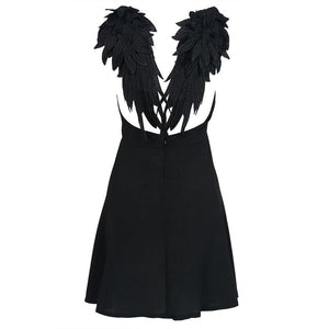 Gothic Angel's Dress