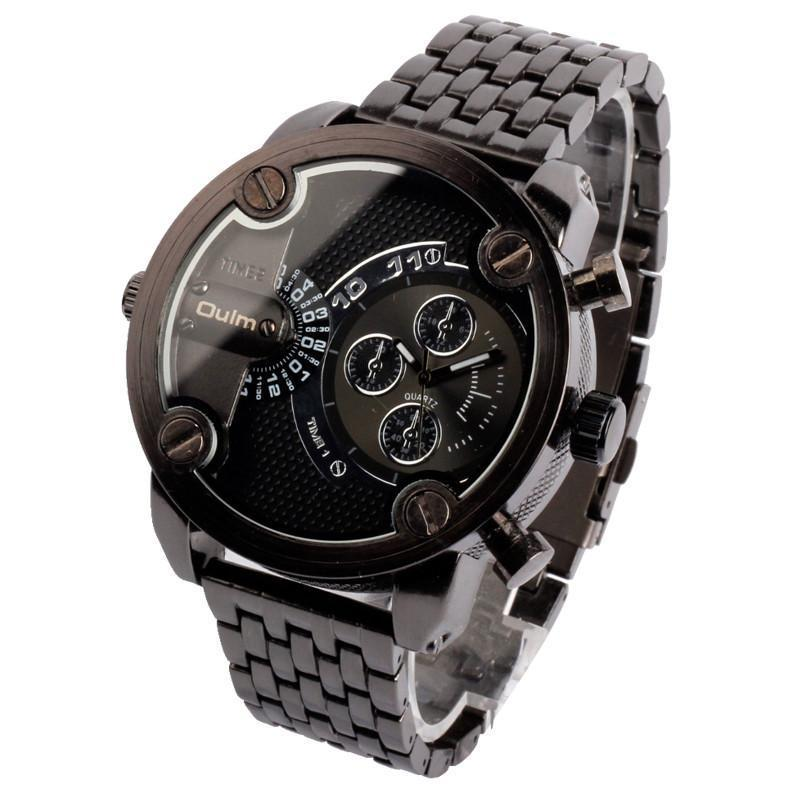 Military Relogio Watch