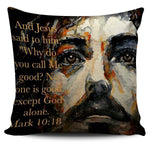 Only the Lord  Custom Pillow Cover