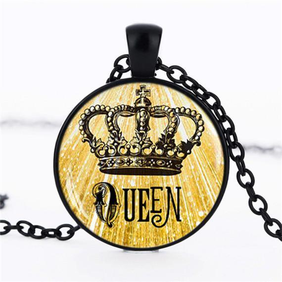 Queen Crown Necklace 8