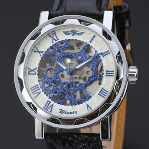 Sewor Hollow Skeleton Watch
