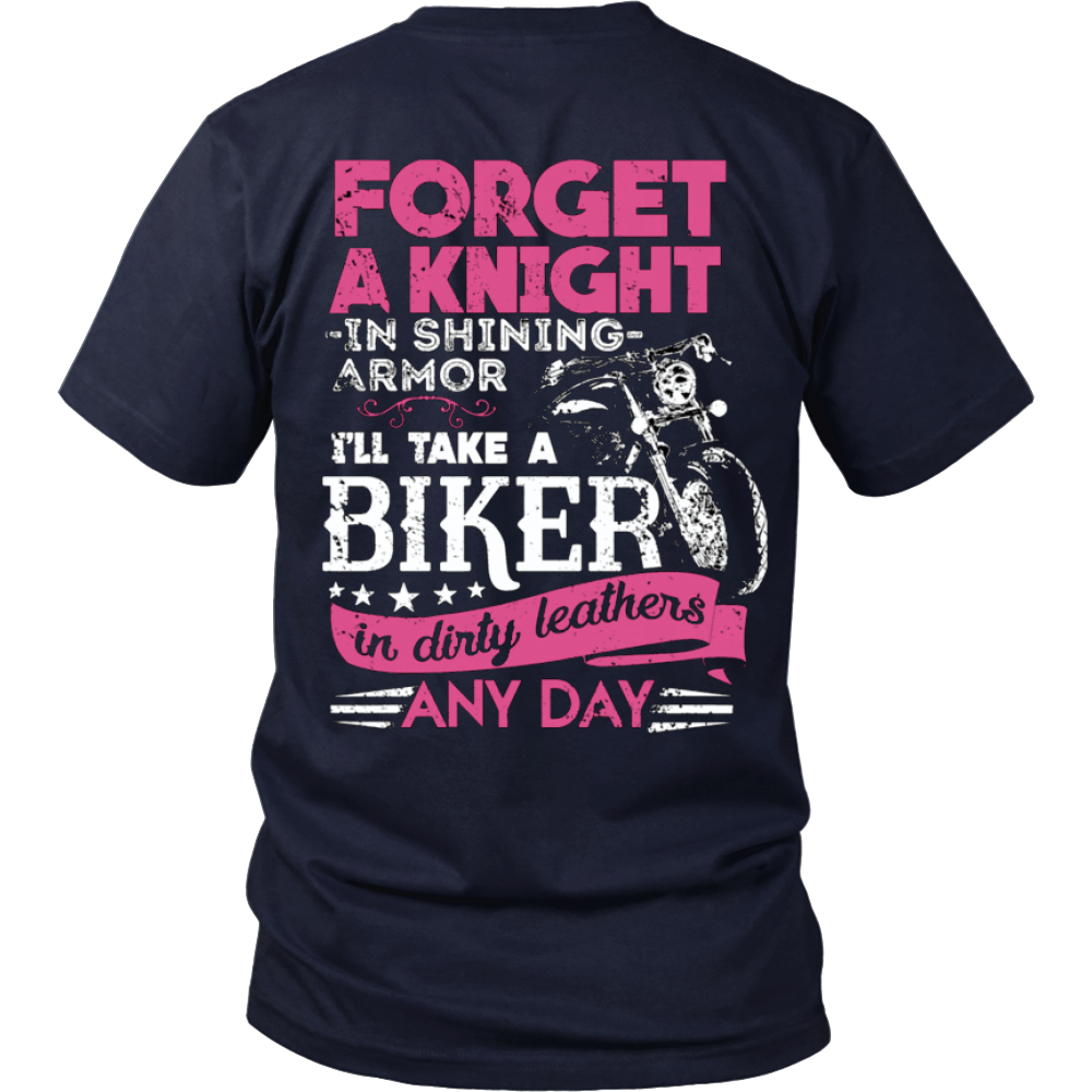 T-shirt Forget Knight Tee