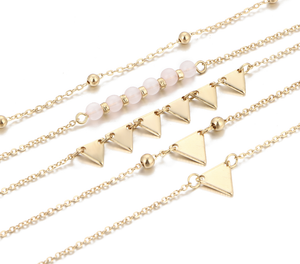 women's bracelet Triangle Bracelet For Women