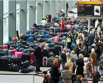 25 Million lost items of luggage