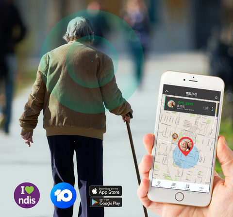 <b>SEEK</b> Elderly GPS <br/><span>Vodafone Included (1yr)</span>