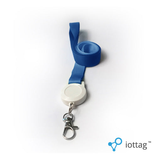Tracking TAG (A3) <br/>Keys & Equipment, Commercial Asset Tracker