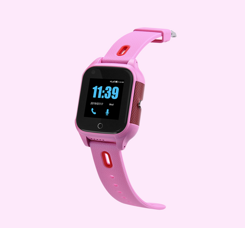 <mark>NEW</mark> - 4G Kids GPS Watch<br/><span>No SIM</span>