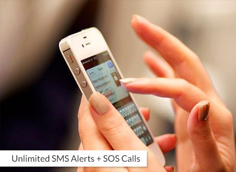 SEEK - Unlimited SMS Alerts + Calls