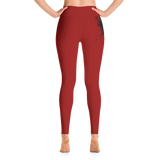 Music Splash Yoga Leggings