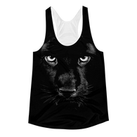 Women's Panther Face Tank