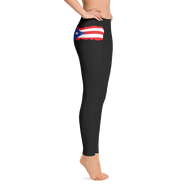 Puerto Rico Leggings