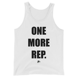 Unisex One More Rep Tank Top