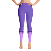 Flagship Purple Sock Yoga Leggings