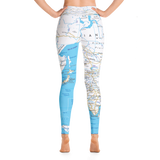 Yoga Globe Leggings
