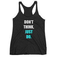 "Women's ""Just Do"" Tank"