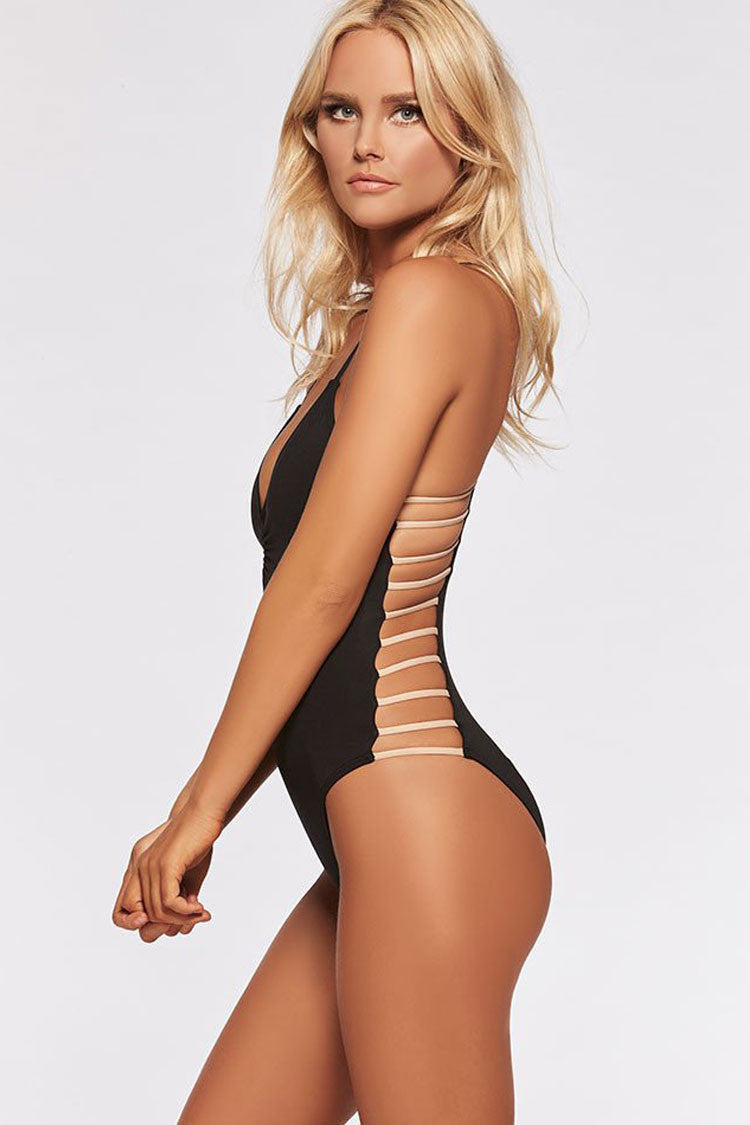 L Space Wild Side One Piece – coconutpalmsco.com e61ee099b