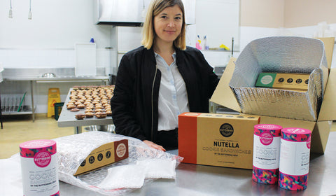 Sancell Packaging Melborune Simone Clark Butterbing Cookie Sandwiches