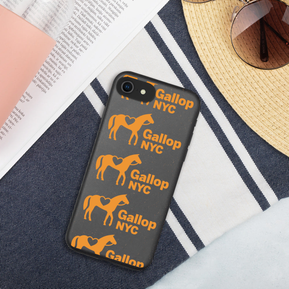 GallopNYC Biodegradable iPhone Case