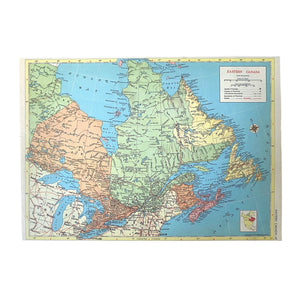 Eastern Canada Atlas Page