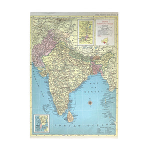 India/Thailand Atlas Page