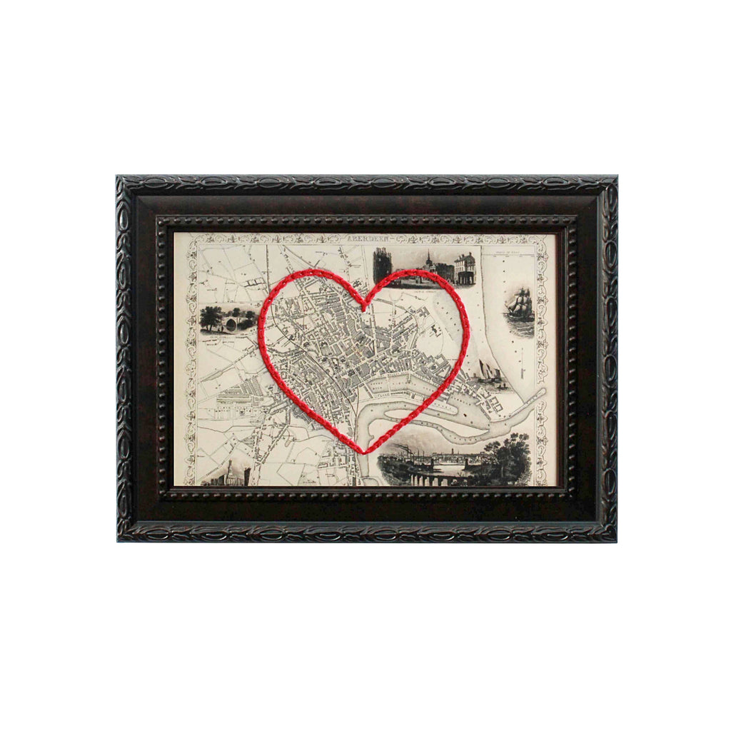 Aberdeen Heart Map