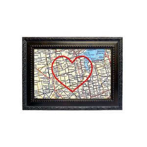 Alliston Heart Map