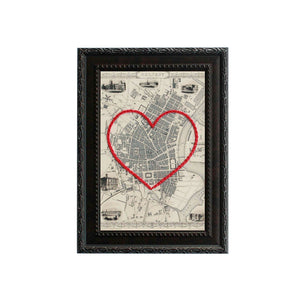 Belfast Heart Map