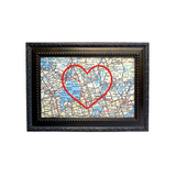 Bolsover Heart Map