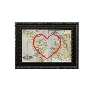 Bruce County Heart Map
