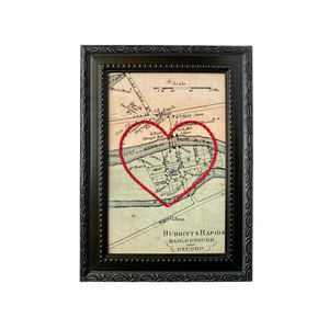 Burritts Rapids Heart Map