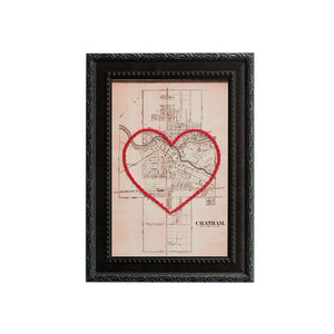 Chatham Heart Map
