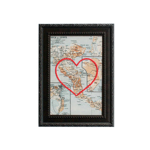Corfu Heart Map